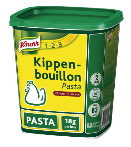 Knorr Chicken bouillon paste 1.5kg Professional