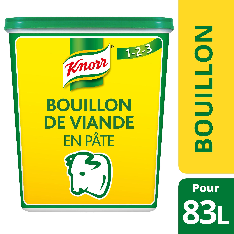 Knorr Beef Bouillon paste 1.5kg