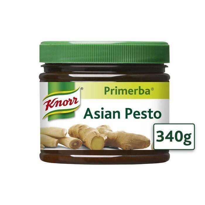 Knorr Primerba asian pesto sauce 340gr