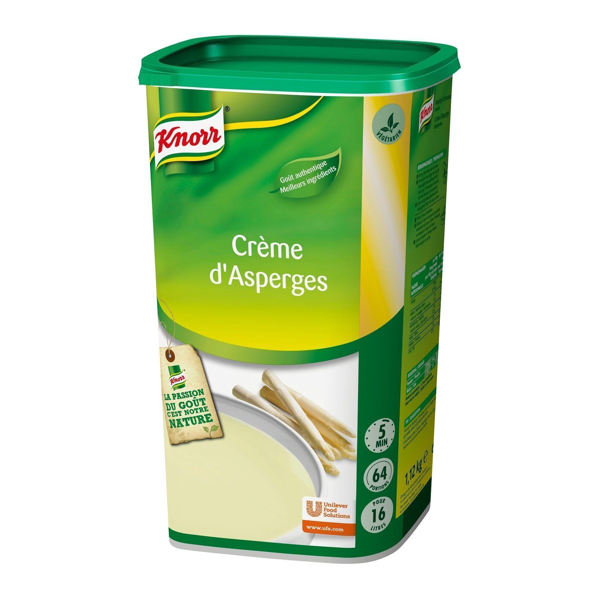 Knorr Soup asparagus 1.37kg Easy Soups