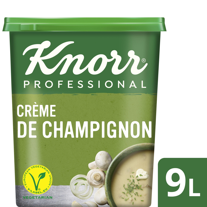 Knorr soup cream of mushroom 0.9kg Professional