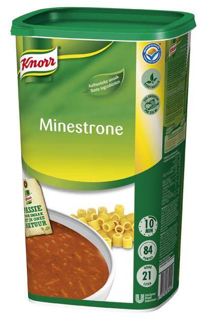 Knorr Soup minestrone 1.37kg Easy Soups