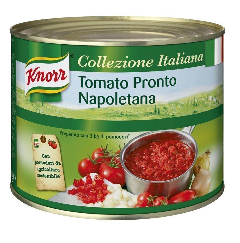 Knorr Napoletana tomato sauce 2L Collezione Italiana