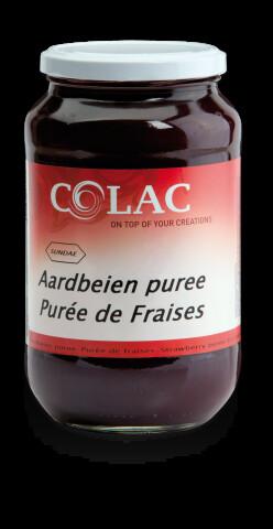 Strawberry puree 1.15kg Colac