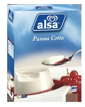 Alsa dry mixture for Panna Cotta 520gr
