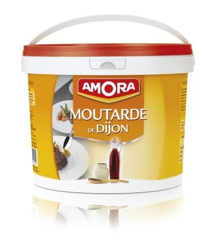 Mustard Dijon 5kg Amora