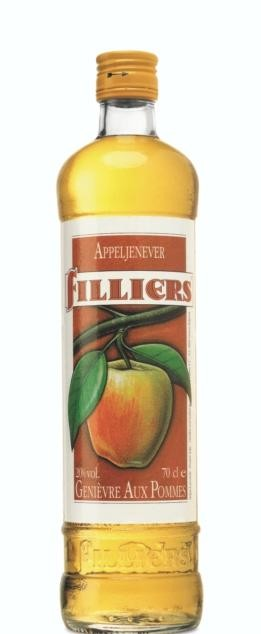 Filliers apple jenever 1L 20%