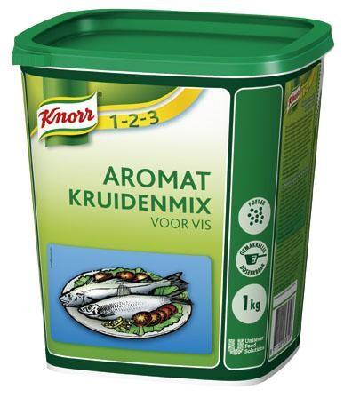 Knorr Aromat seasoning for fish 1kg Professional