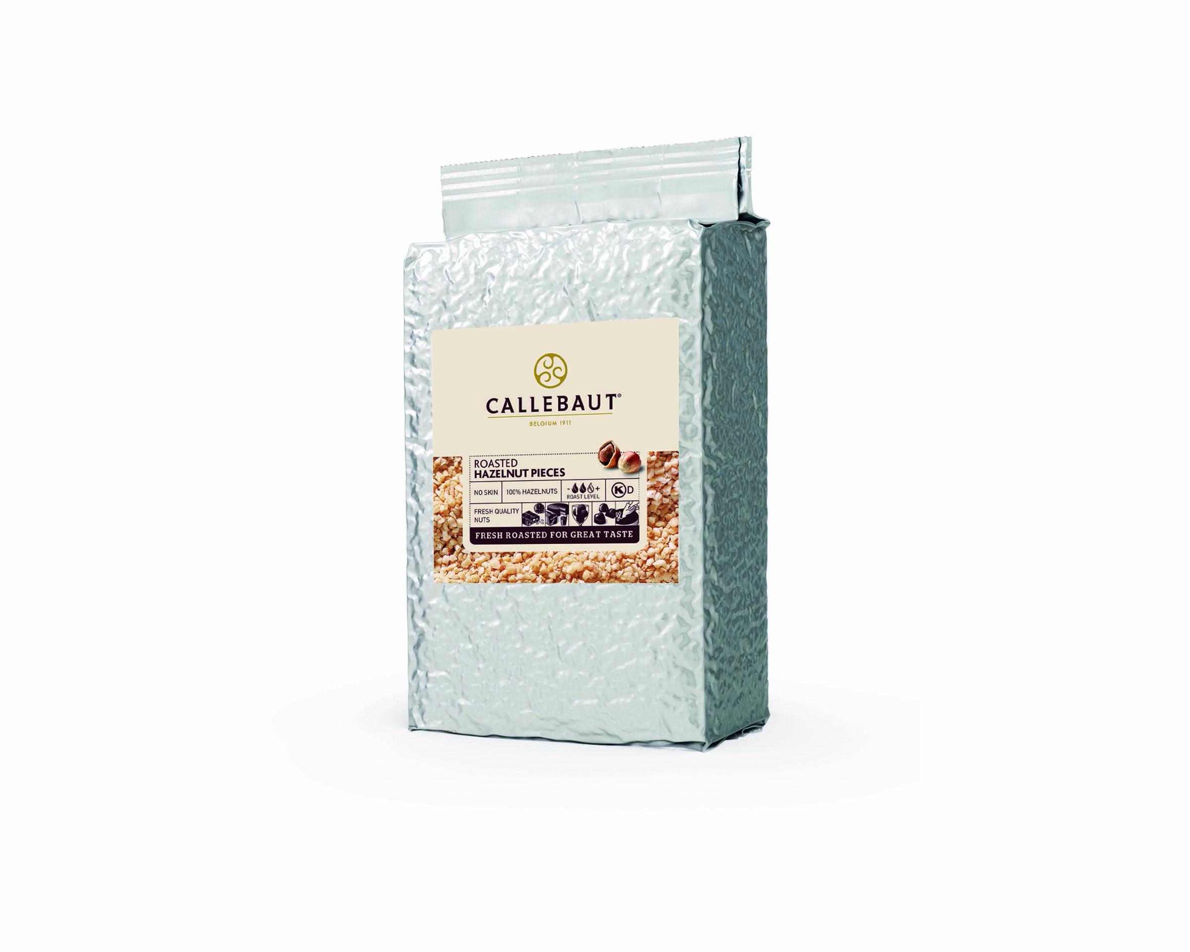 Callebaut Hazelnut Bresilienne 1kg 2.20lbs