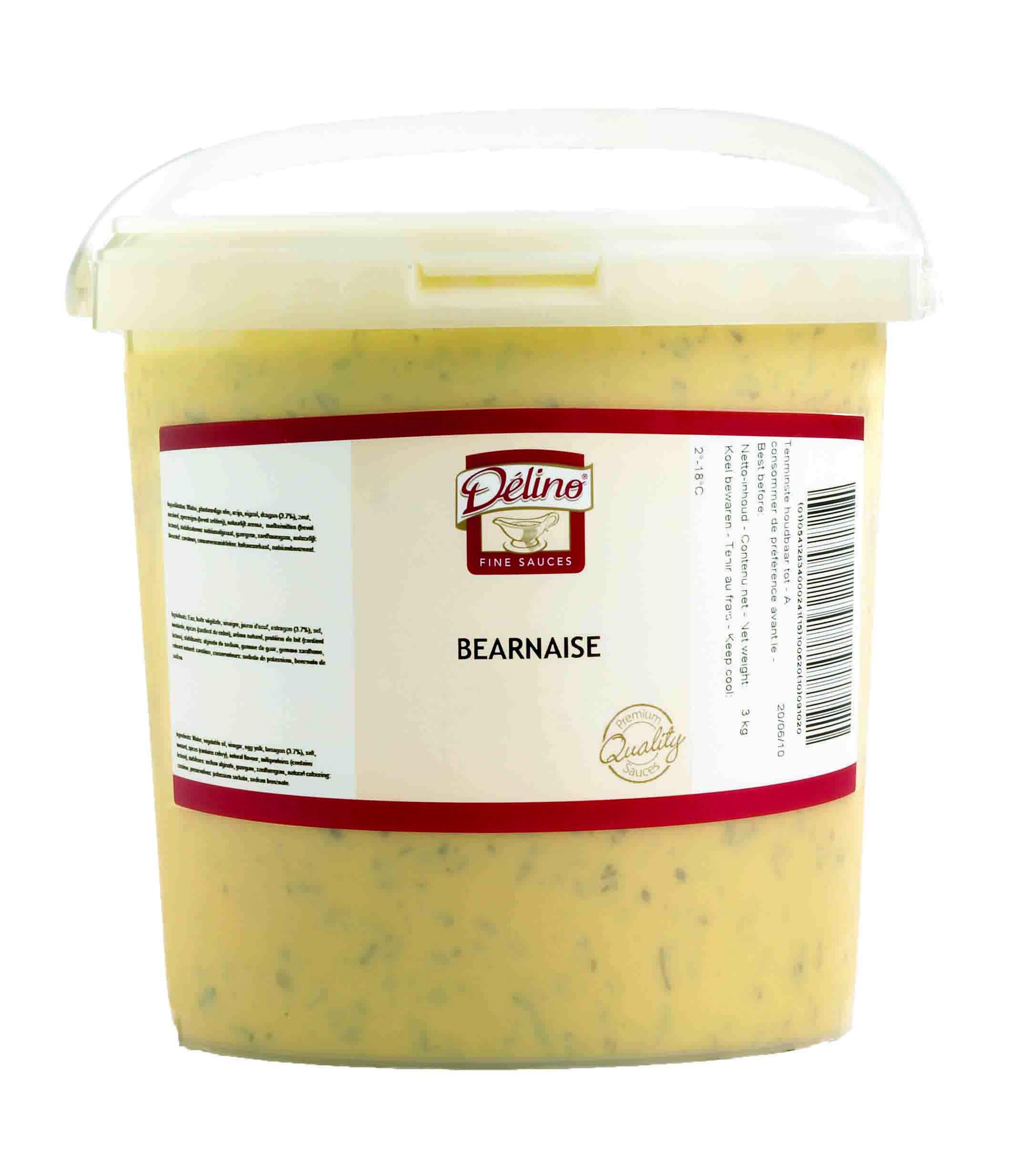 Delino bearnaise sauce 3kg