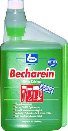 Becharein Dosing bottle 1L Glass Cleaner liquid detergent