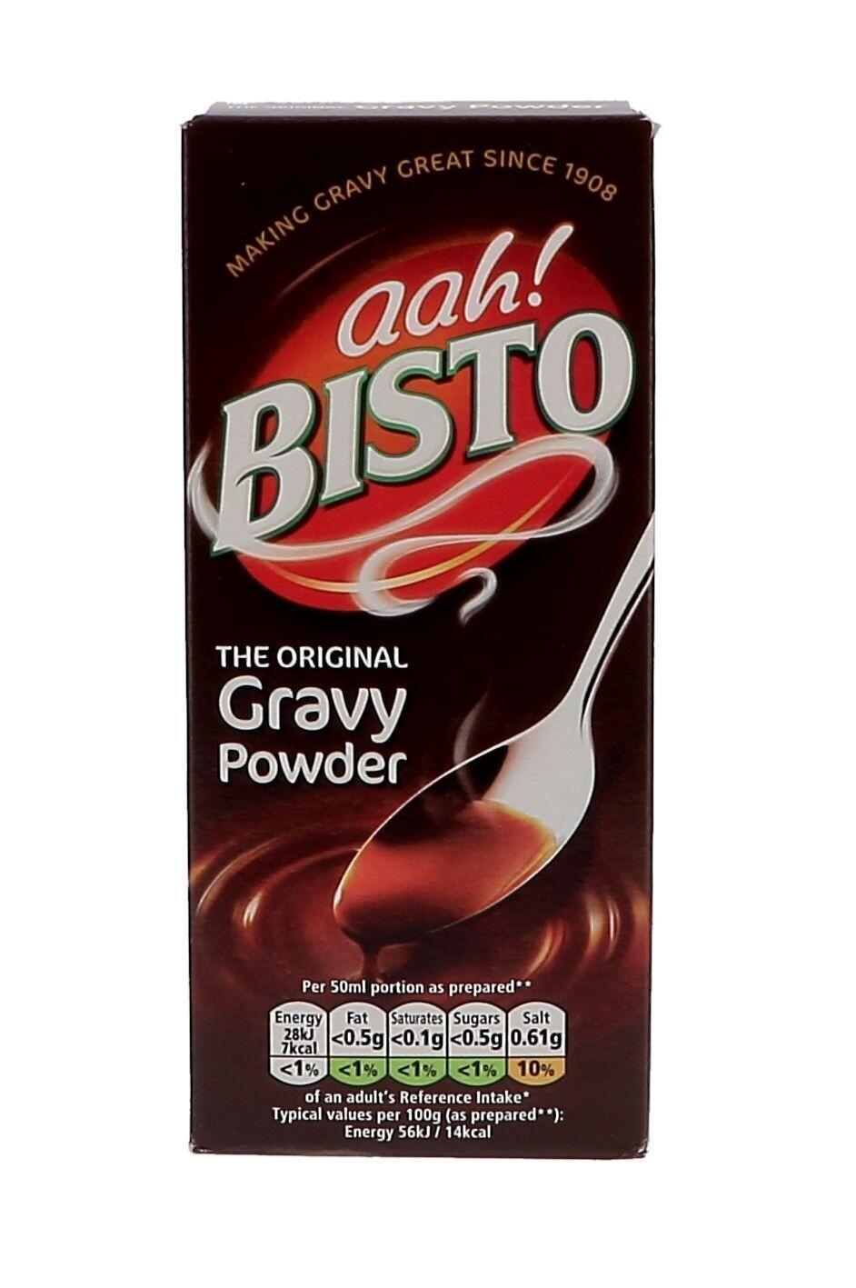 Bisto Gravy Powder 200gr