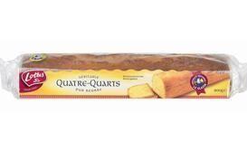 Breton buttercake Quatre-Quarts 800gr Lotus Bakeries