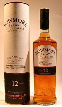 Bowmore 12 Years Old 70cl 40% Islay Single Malt Scotch Whisky