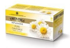 Twinings Tea Camomile 25 tea bags