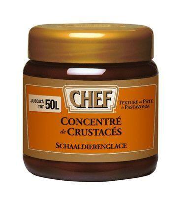 Chef Shellfish concentrate paste 500gr Nestlé Professional