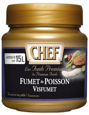 Chef Premium fishfumet 630gr Nestlé Professional