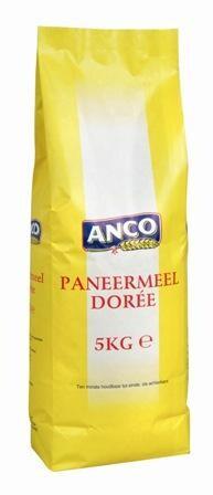 Golden Breadcrumbs type C 5kg Anco