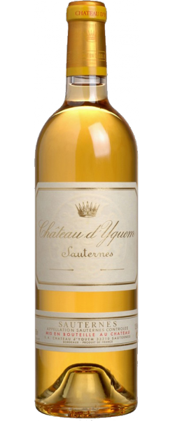 Chateau d'Yquem 1996 75cl Sauternes 1º Grand Cru  Classé