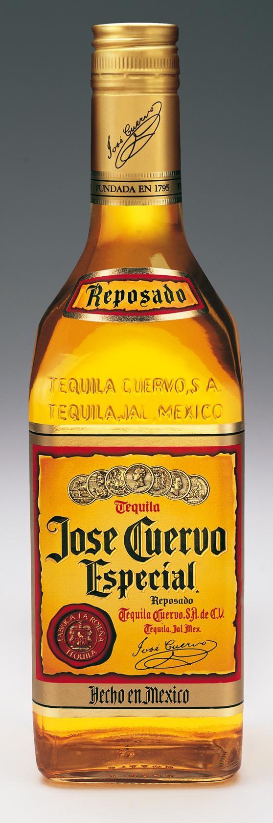 Tequila Jose Cuervo Gold Especial Reposado 1L 38%