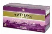 Twinings Tea Darjeeling 25 tea bags