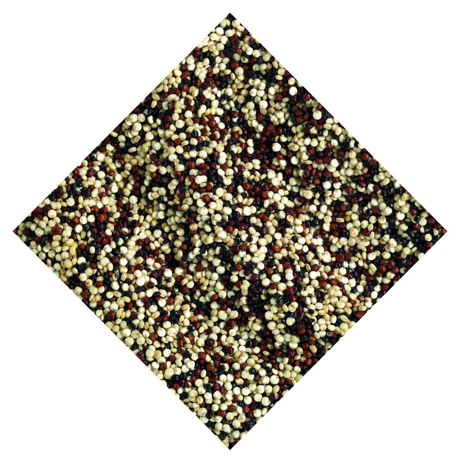 Quinoa Tri-Colours 2kg De Notekraker