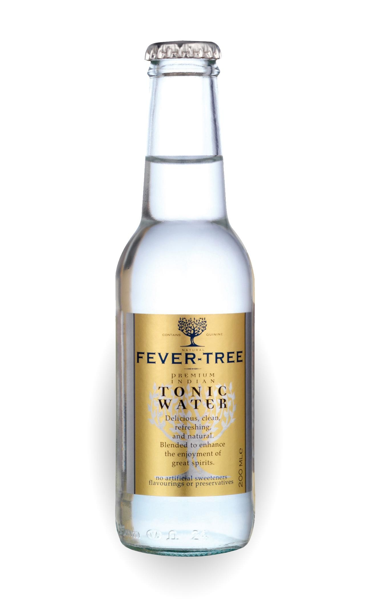 Fever Tree Premium Indian Tonic Water 20cl OW
