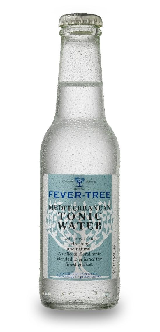 Fever Tree Mediterranean Tonic Water 20cl OW