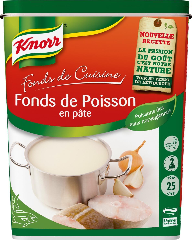 Knorr Fish stock paste 1kg