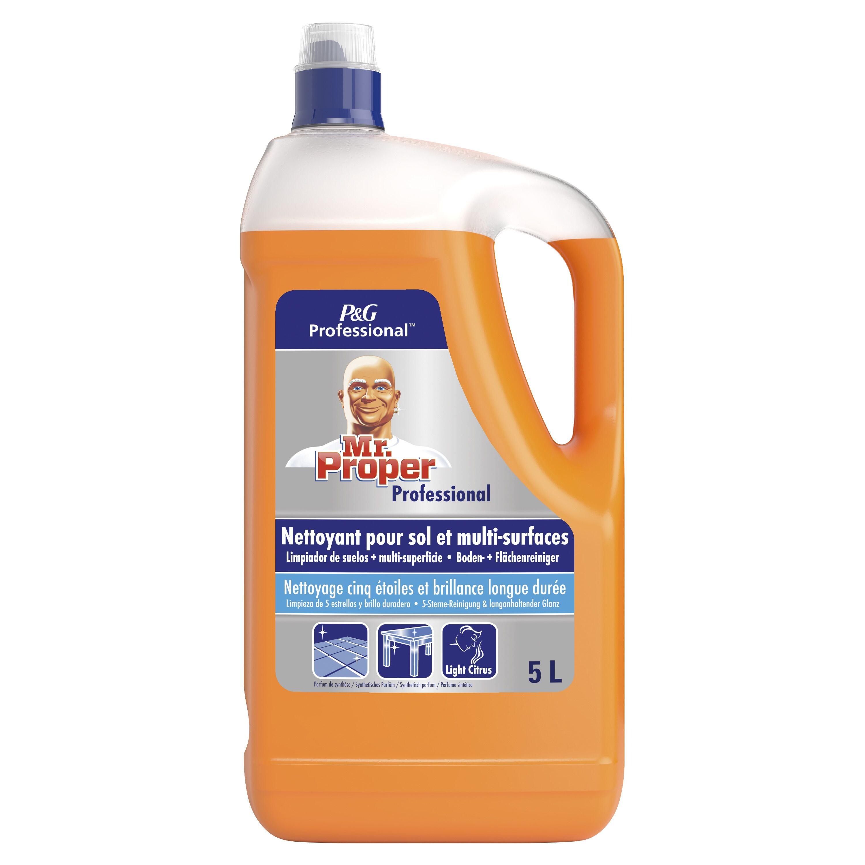 Mr.Clean Citrus 5L All Purpose Cleaner P&G Professional