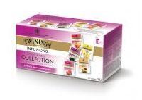 Twinings Tea Fruit Selection 25 tea bags