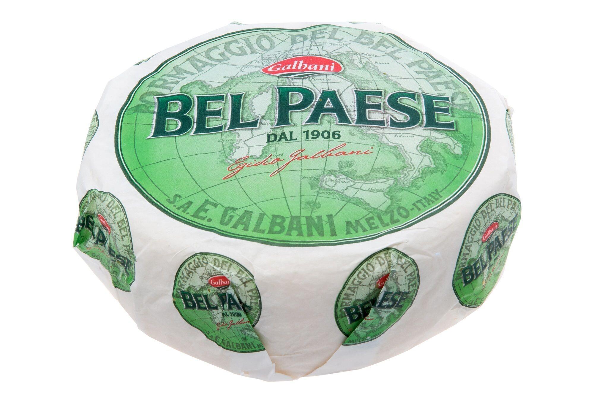 Cheese Bel Paese 2.55kg Galbani