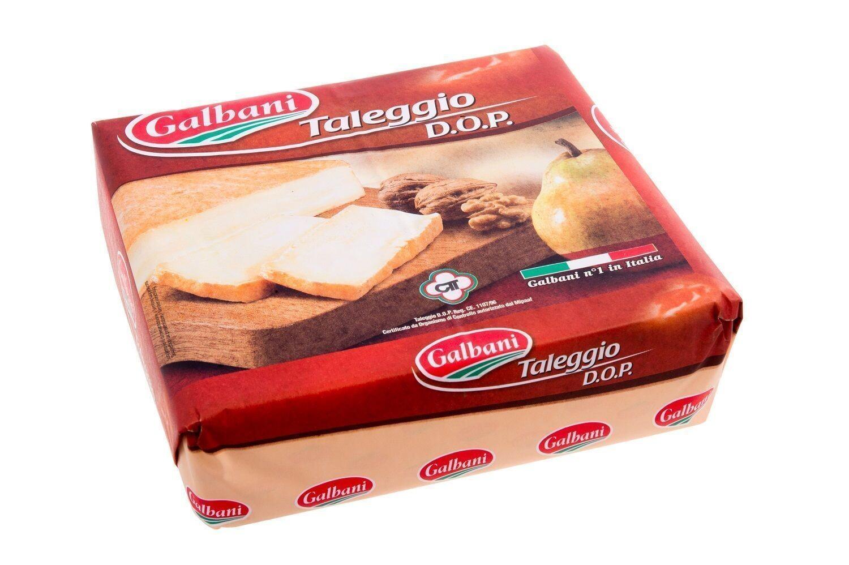 Cheese Taleggio D.O.P. 2.2kg Galbani