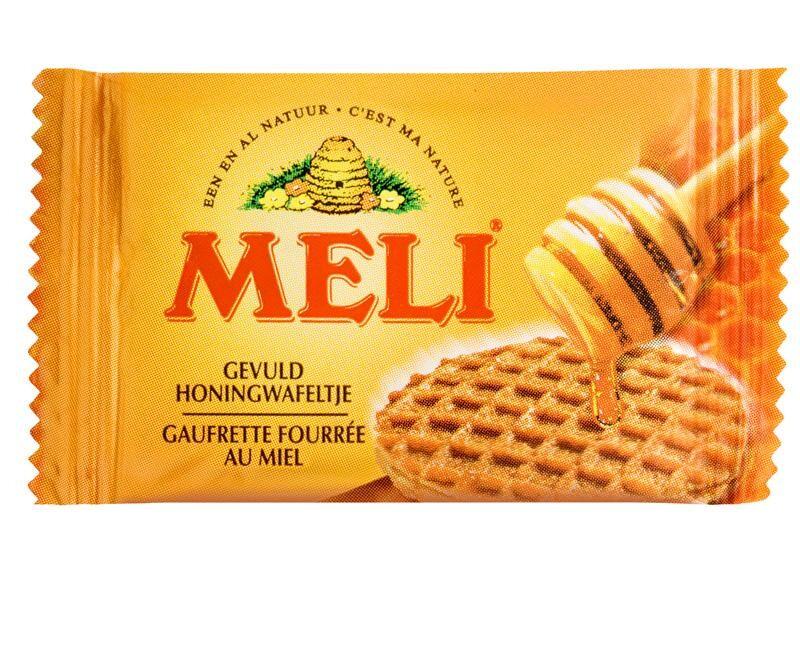 Meli Honey Waffle 150pcs wrapped individually