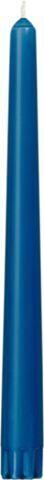Antique Candles Dark Blue 24.5cm 6.5h 50pcs Duni