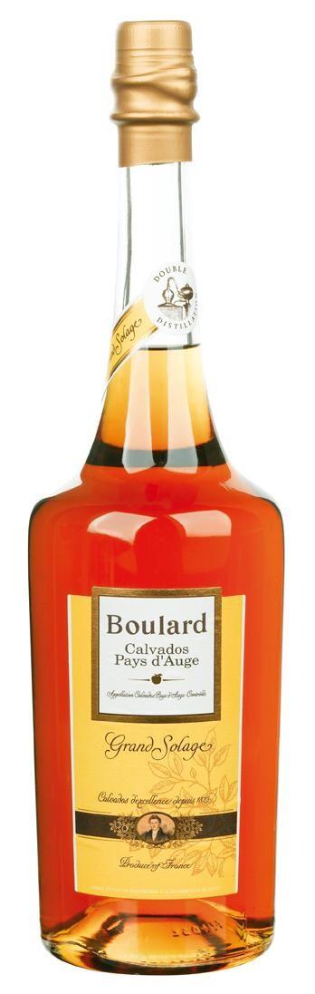Calvados Boulard 1L 40% Pays d'Auge Grand Solage
