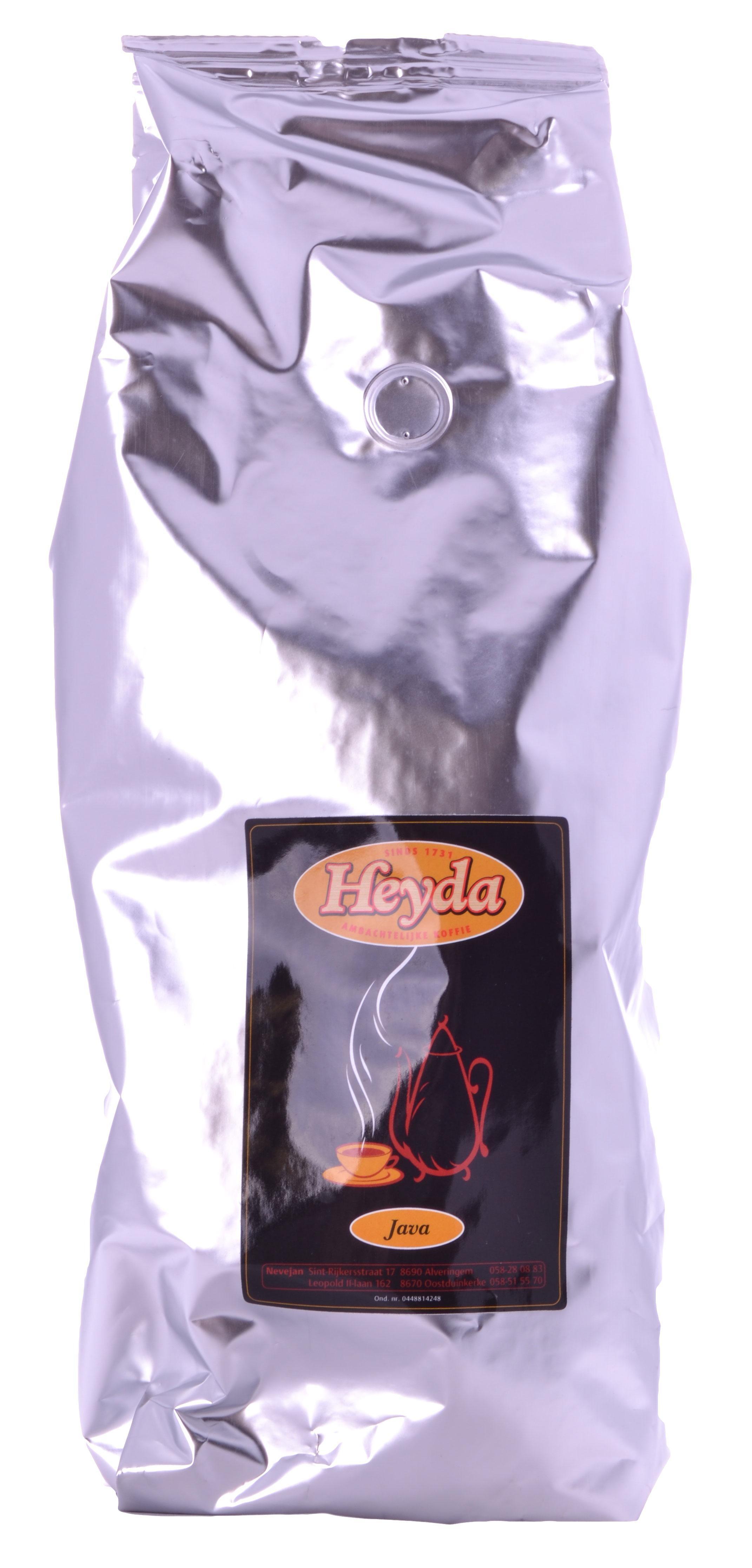 Heyda Coffee JAVA beans 1kg