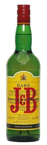 J&B 1L 40% Scotch Blended Whisky