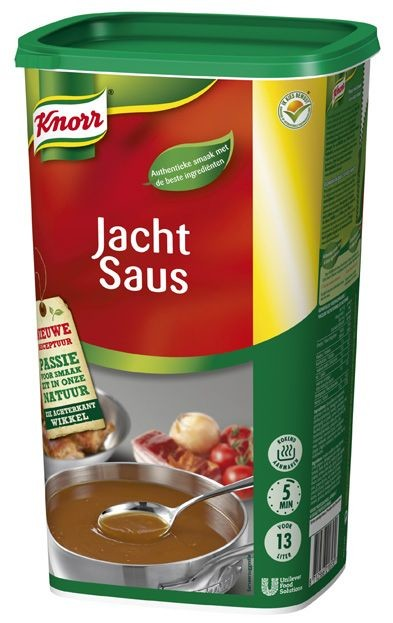 Knorr chasseur sauce mix 1.12kg