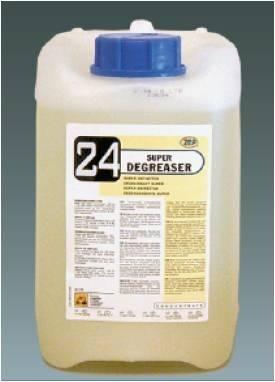 ZEP KDS nr 24 Super Degreaser 5L alkalisch reinigingsmiddel