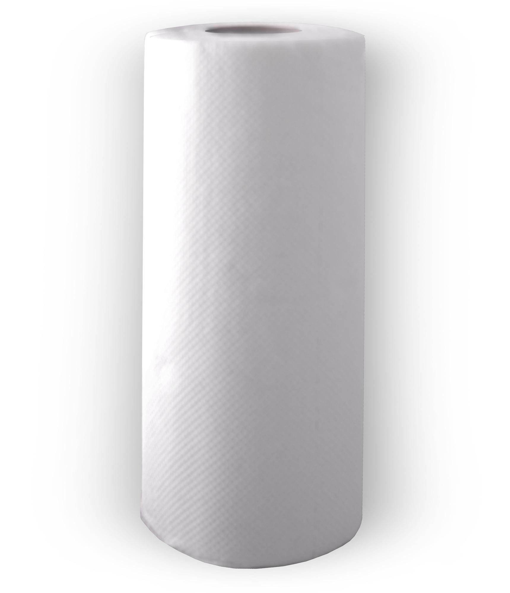 Household Kitchen Paper Roll Towels 2-ply 8x4rolls