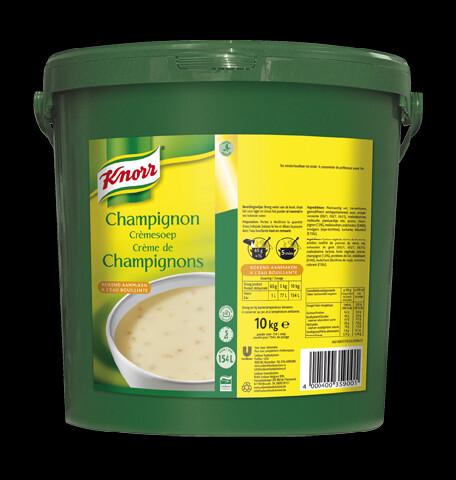 Knorr champignonsoep 10kg poeder
