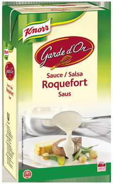 Knorr Garde d'Or sauce Roquefort 1L Ready to Use