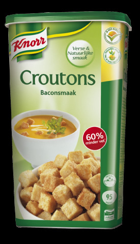 Knorr croutons bacon 580gr