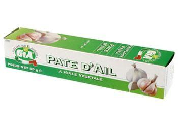 Garlic paste 90gr Gia