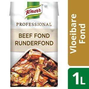 Knorr Beef Fond Liquid 1L Professional