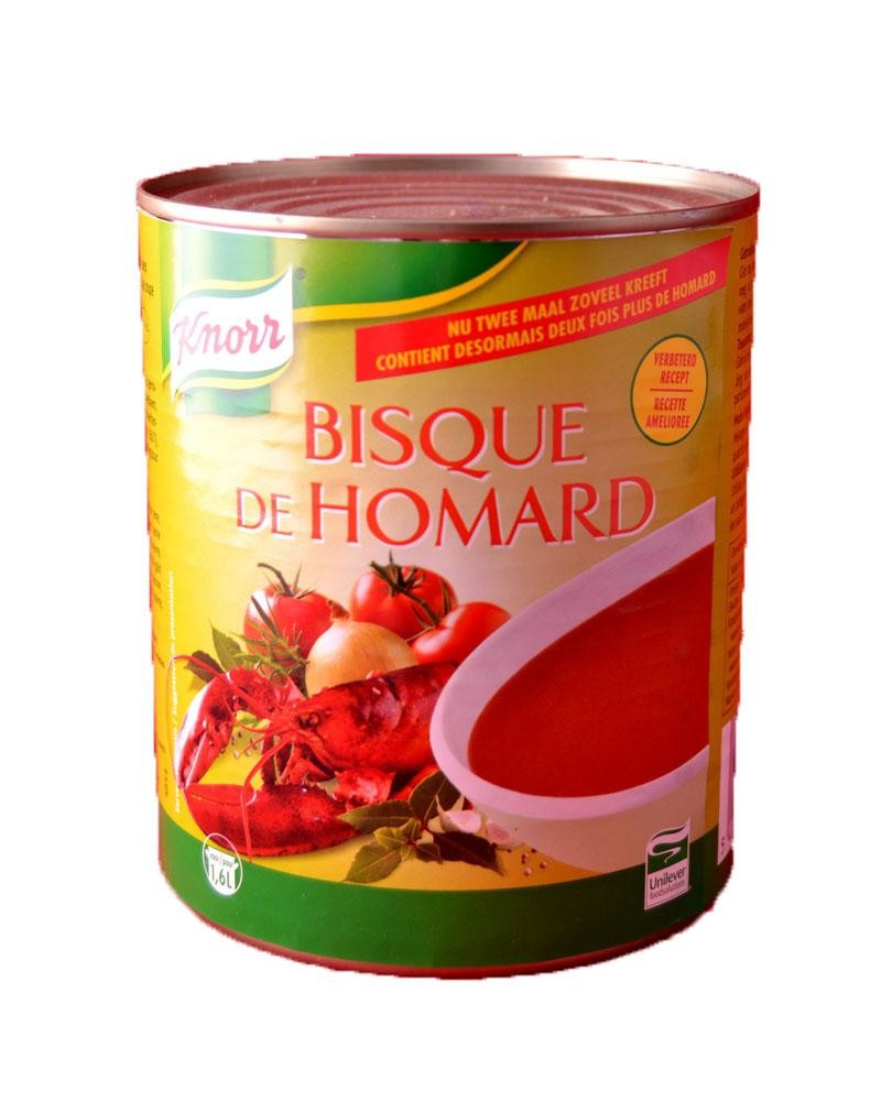 Knorr Lobster soup 1L canned