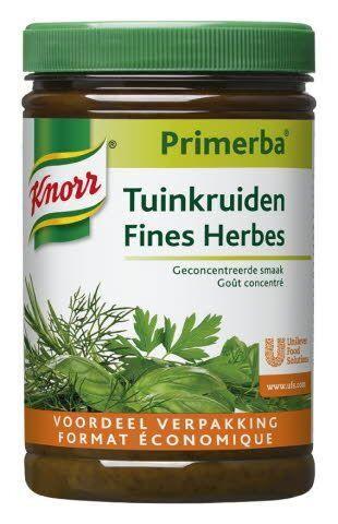 Knorr Primerba fine herbes paste 700gr Professional