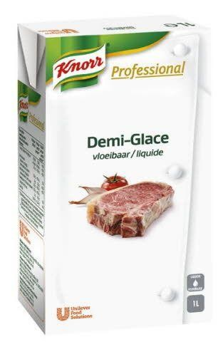 Knorr Professional Demi-Glace sauce 1L Ready-to-Use