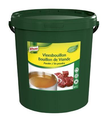 Knorr Beef Bouillon powder 10kg